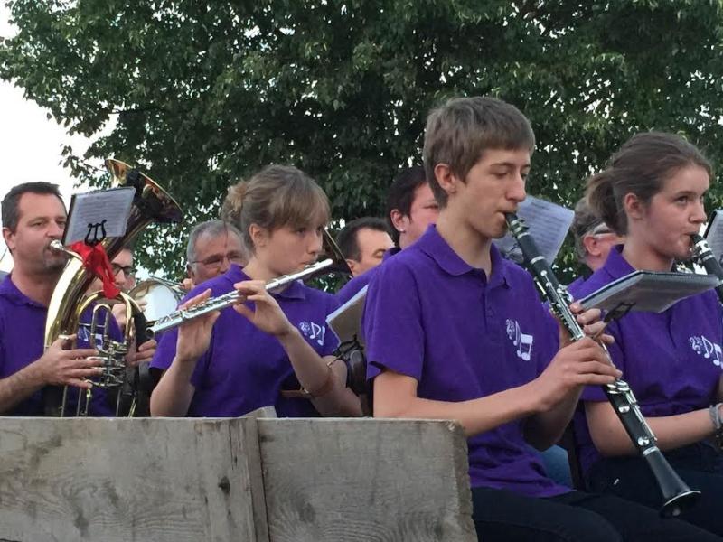 harmonie - La Musique Harmonie de Wangen à Nordheim le 14 juillet 2015 Unname61