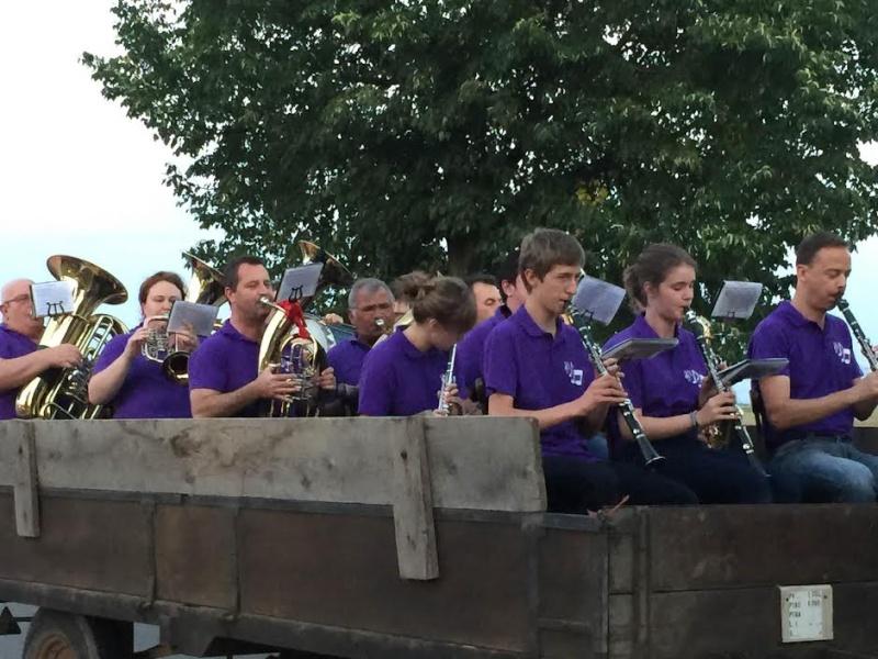 harmonie - La Musique Harmonie de Wangen à Nordheim le 14 juillet 2015 Unname62