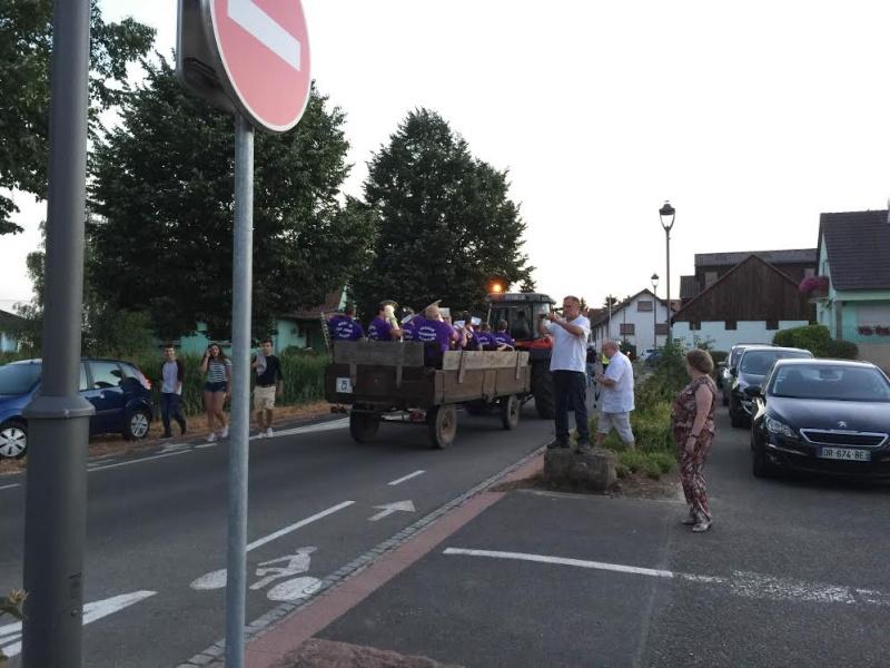 harmonie - La Musique Harmonie de Wangen à Nordheim le 14 juillet 2015 Unname69