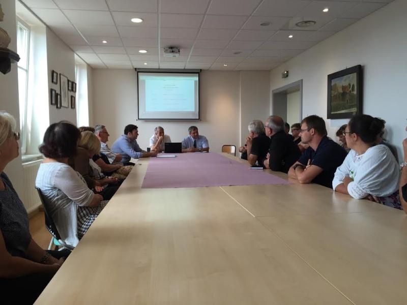 Visite de Monsieur le Député Laurent Furst le 28 juillet 2015 à Wangen Unname76