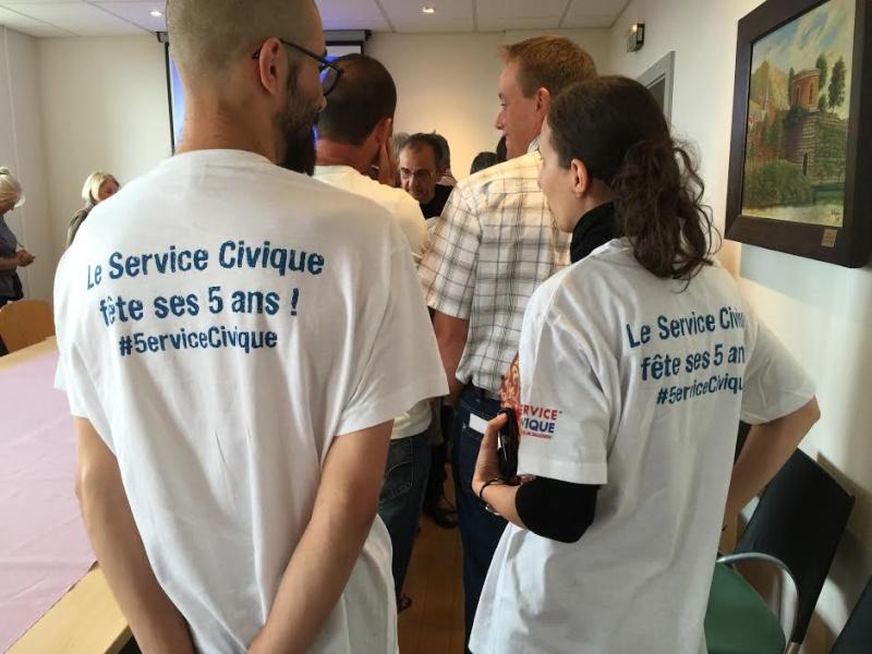 Visite de Monsieur le Député Laurent Furst le 28 juillet 2015 à Wangen Unname77