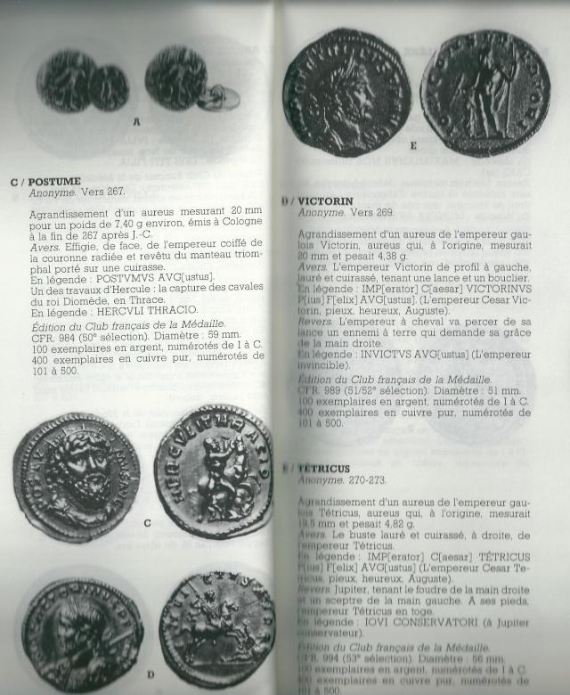 Faux, Copies , Reproductions modernes et Médailles commémoratives Gauloi10