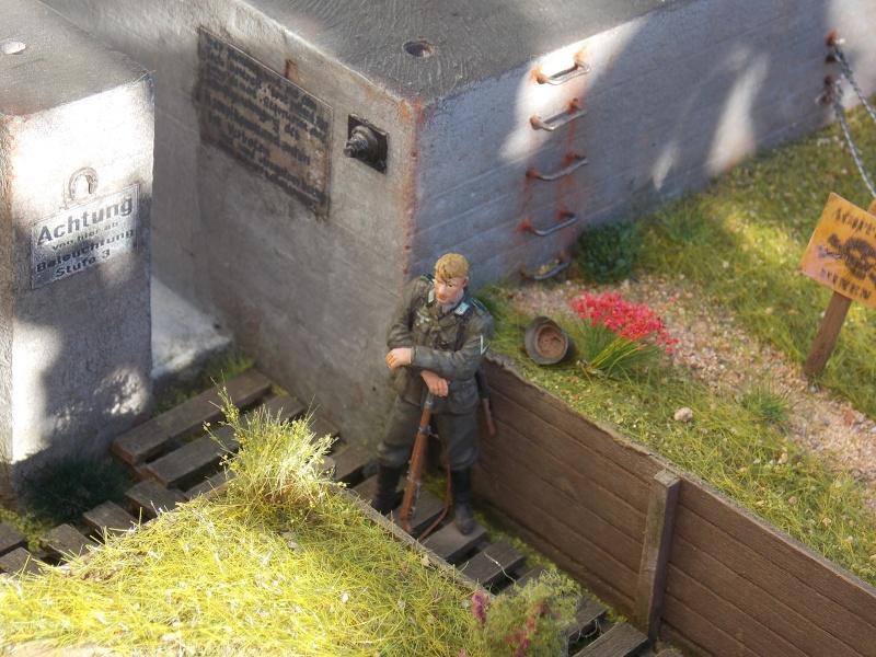 A l'ouest rien de nouveau (bunker  VERLINDEN 1/35) - Page 6 Persh102