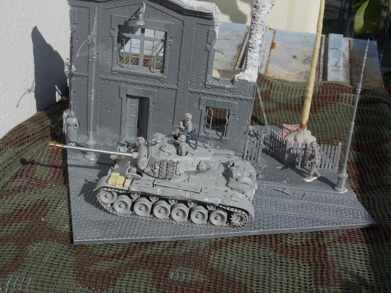 PERSHING M 26 fin de conflit 1945 (Hobby Boss 1/35) - Page 3 Persh106