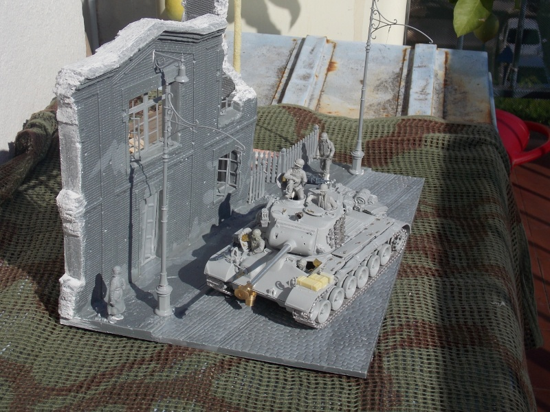 PERSHING M 26 fin de conflit 1945 (Hobby Boss 1/35) - Page 3 Persh108