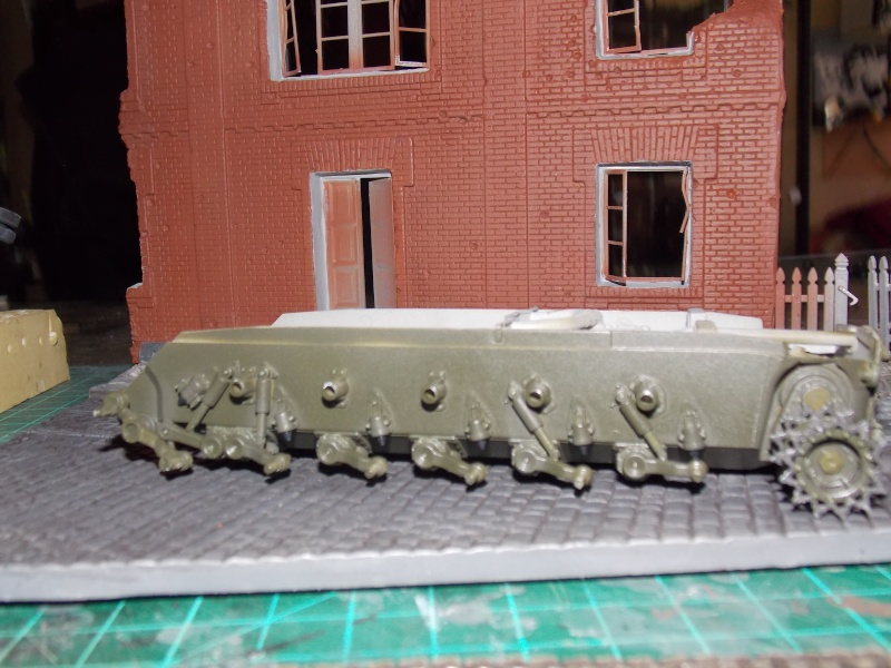 PERSHING M 26 fin de conflit 1945 (Hobby Boss 1/35) - Page 3 Persh121