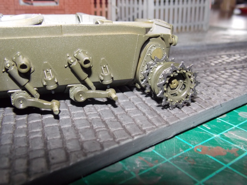 PERSHING M 26 fin de conflit 1945 (Hobby Boss 1/35) - Page 3 Persh124
