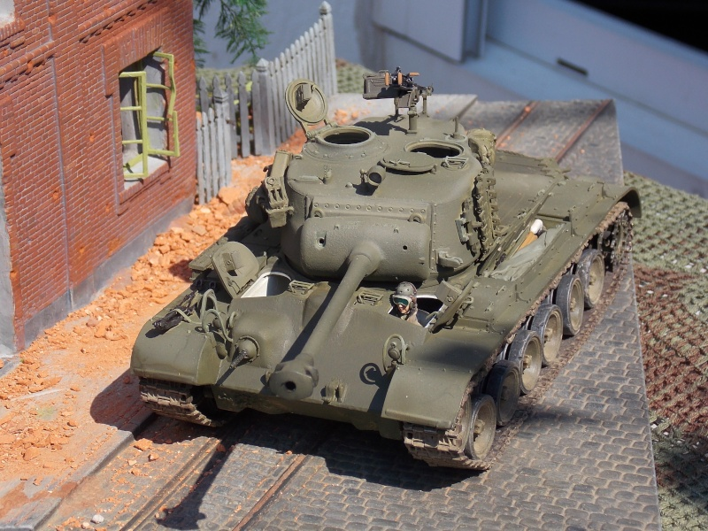 PERSHING M 26 fin de conflit 1945 (Hobby Boss 1/35) - Page 4 Persh149