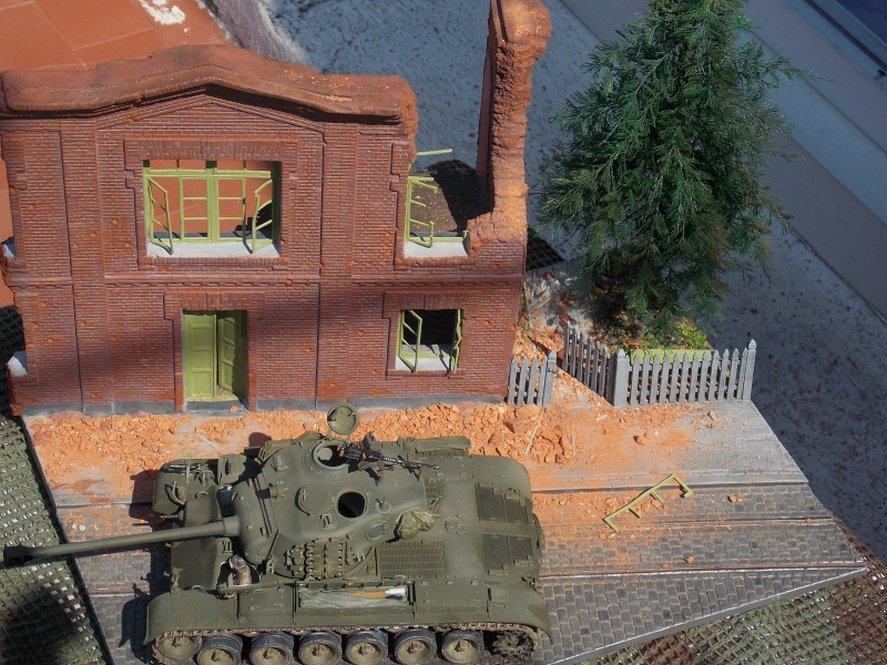PERSHING M 26 fin de conflit 1945 (Hobby Boss 1/35) - Page 4 Persh151