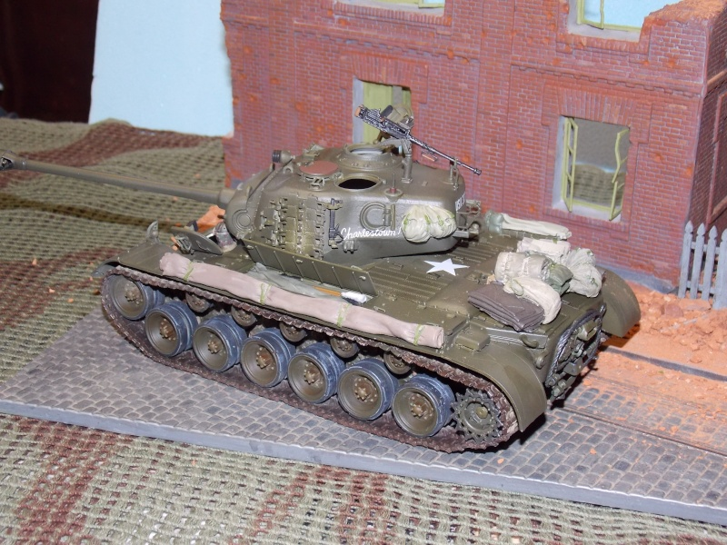 PERSHING M 26 fin de conflit 1945 (Hobby Boss 1/35) - Page 5 Persh169