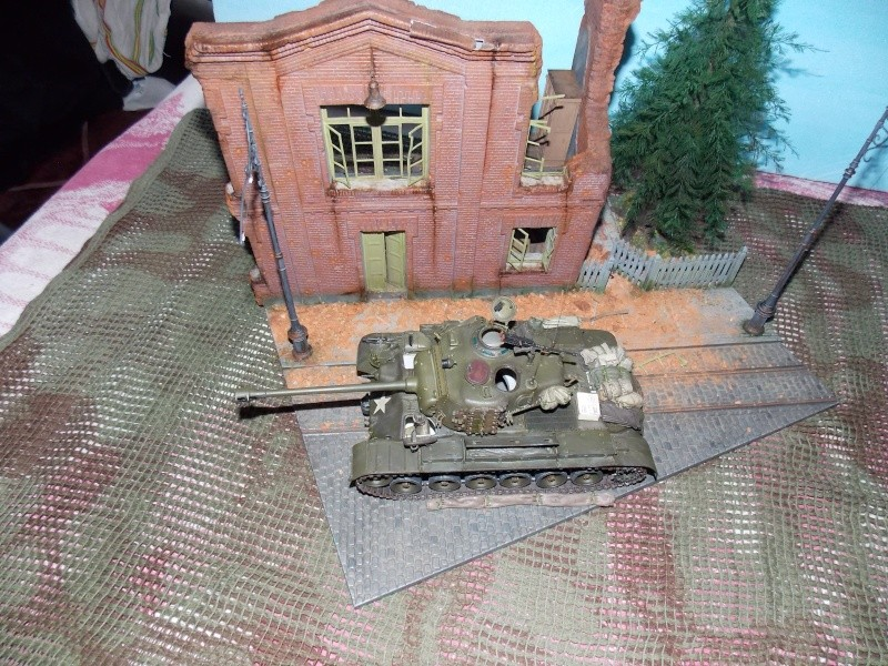 PERSHING M 26 fin de conflit 1945 (Hobby Boss 1/35) - Page 5 Persh196