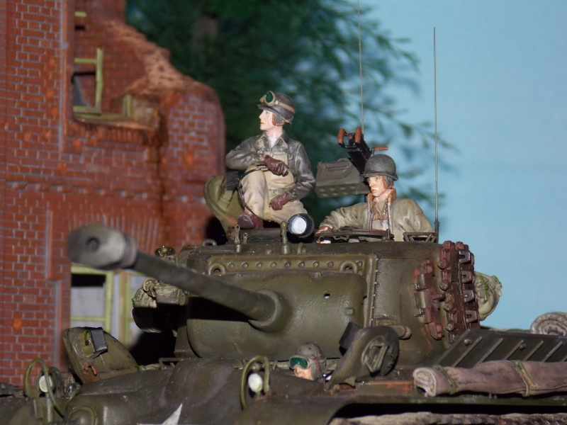 PERSHING M 26 fin de conflit 1945 (Hobby Boss 1/35) - Page 6 Persh207