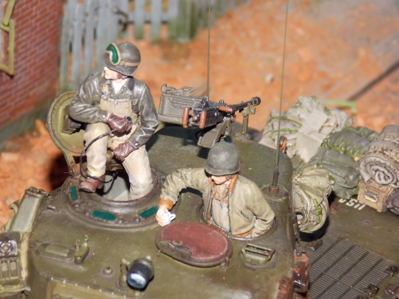 PERSHING M 26 fin de conflit 1945 (Hobby Boss 1/35) - Page 6 Persh208