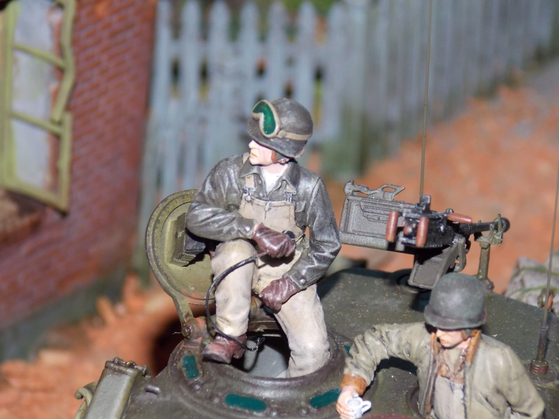 PERSHING M 26 fin de conflit 1945 (Hobby Boss 1/35) - Page 6 Persh209