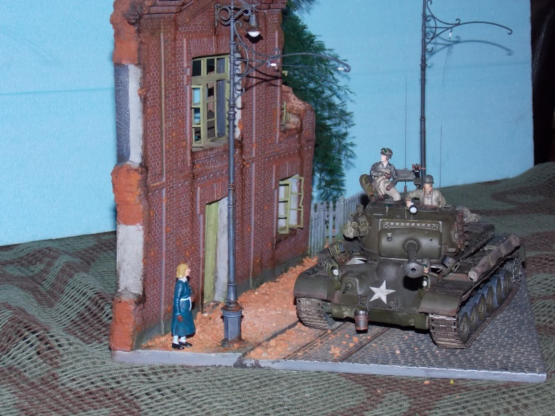 PERSHING M 26 fin de conflit 1945 (Hobby Boss 1/35) - Page 6 Persh212