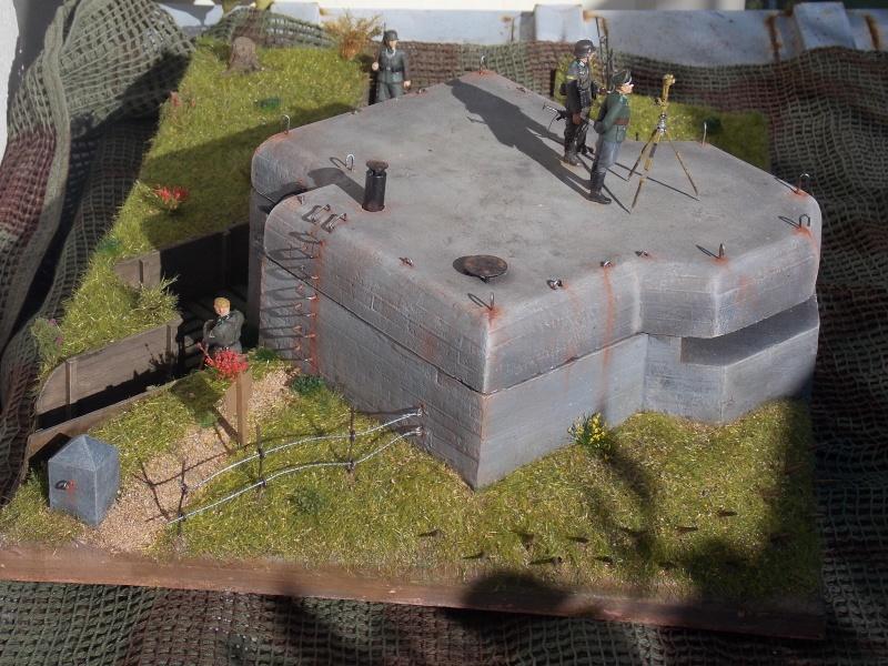 A l'ouest rien de nouveau (bunker  VERLINDEN 1/35) - Page 6 Pershi96
