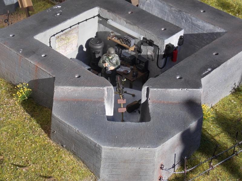 A l'ouest rien de nouveau (bunker  VERLINDEN 1/35) - Page 6 Pershi97