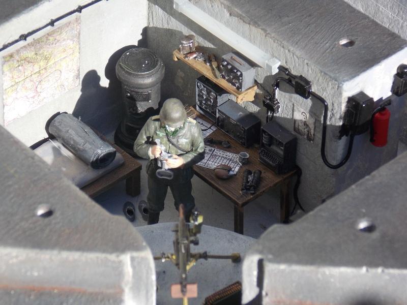 A l'ouest rien de nouveau (bunker  VERLINDEN 1/35) - Page 6 Pershi98