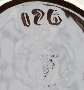 Teal Ceramics 126 Ramekin 126_ba10