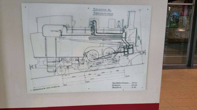 Deutschlands älteste Zahnradbahn.... 20150713