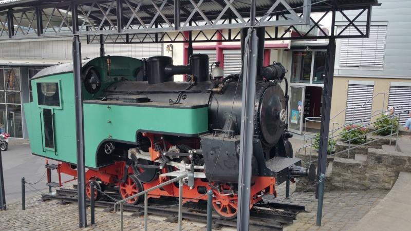 Deutschlands älteste Zahnradbahn.... 20150716