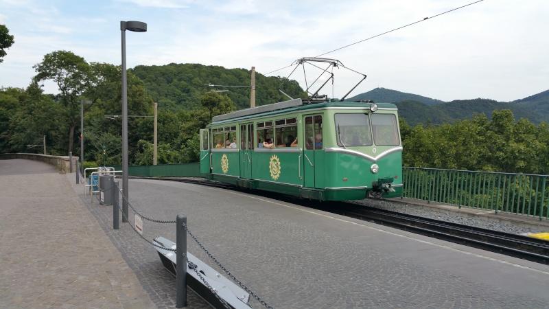 Deutschlands älteste Zahnradbahn.... 20150723