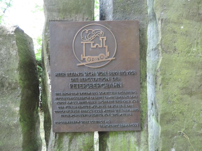 Deutschlands älteste Zahnradbahn.... Dscn2410
