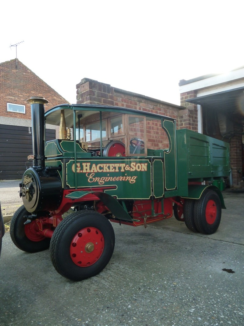 """For Sale - 4.5"""" Foden Artic (Now SOLD) Hacket10"""