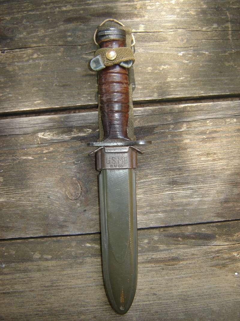 Le poignard-baïonnette USM4 - Page 9 Dsc04922