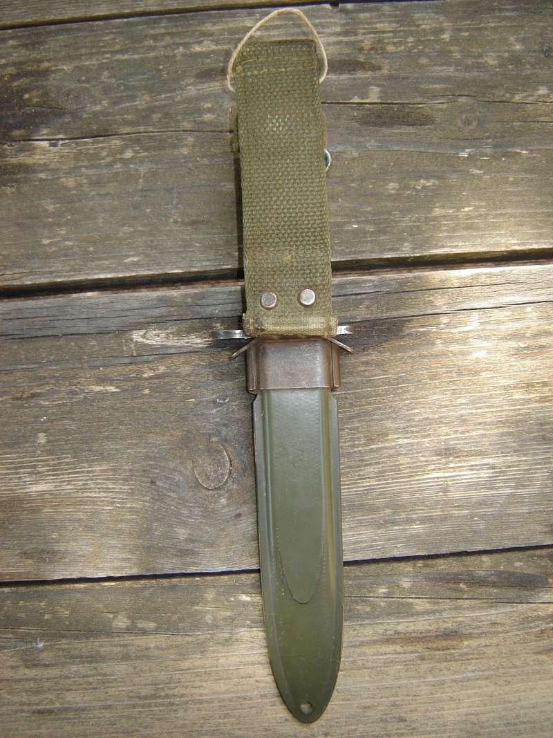 Le poignard-baïonnette USM4 - Page 9 Dsc04923