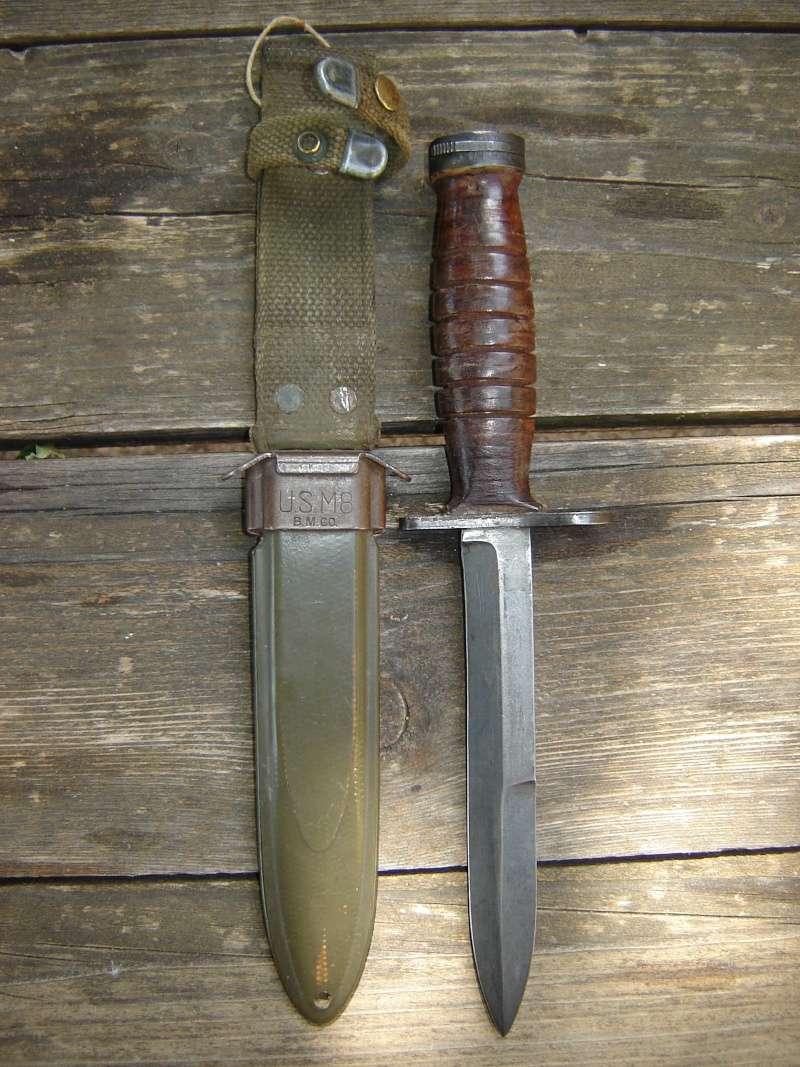 Le poignard-baïonnette USM4 - Page 9 Dsc04924