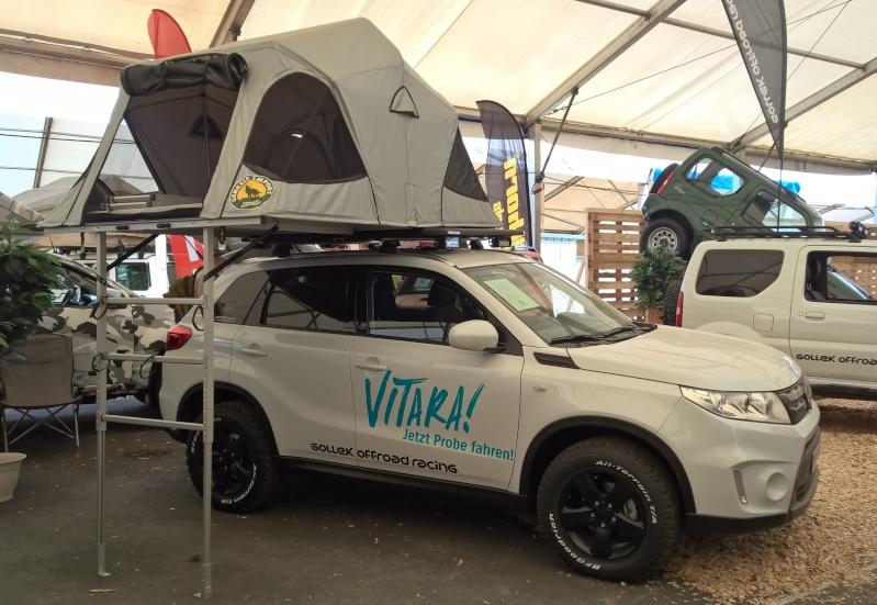 GOLLEK OFFROAD GERMANY-FIRST MODIFIED 2015 VITARA? Gollek10