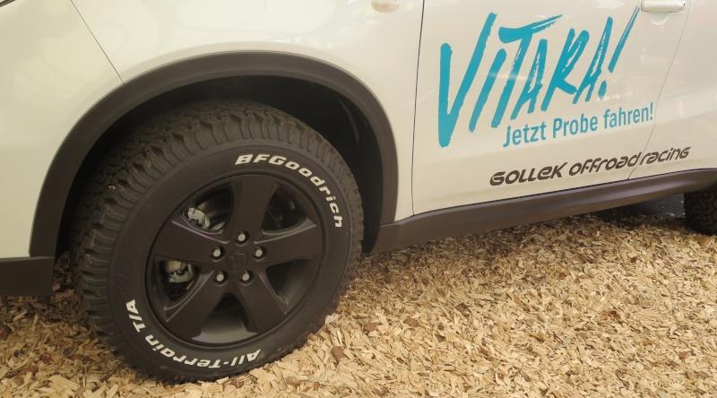GOLLEK OFFROAD GERMANY-FIRST MODIFIED 2015 VITARA? Gollek13