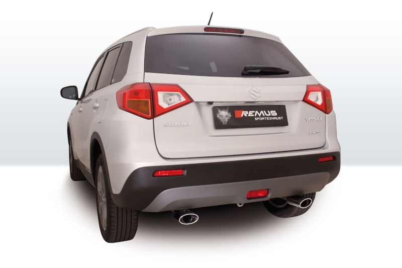 REMUS SPORTS EXHAUST FOR VITARA  Suzuki11