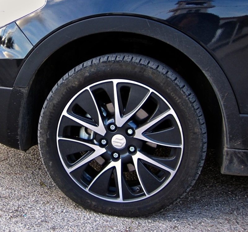 SUZUKI S-CROSS O/E WHEEL AND TYRE SPECS Test-d10
