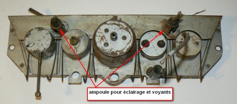 VOYANT de tableau de bord Voyant10