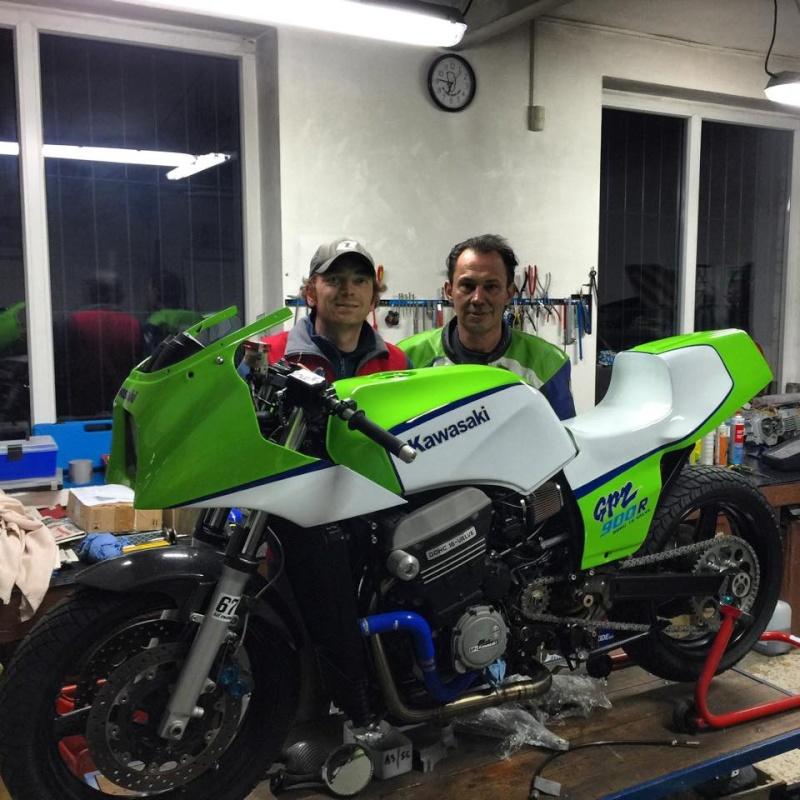Kawasaki gpz 900r endurance 11117910