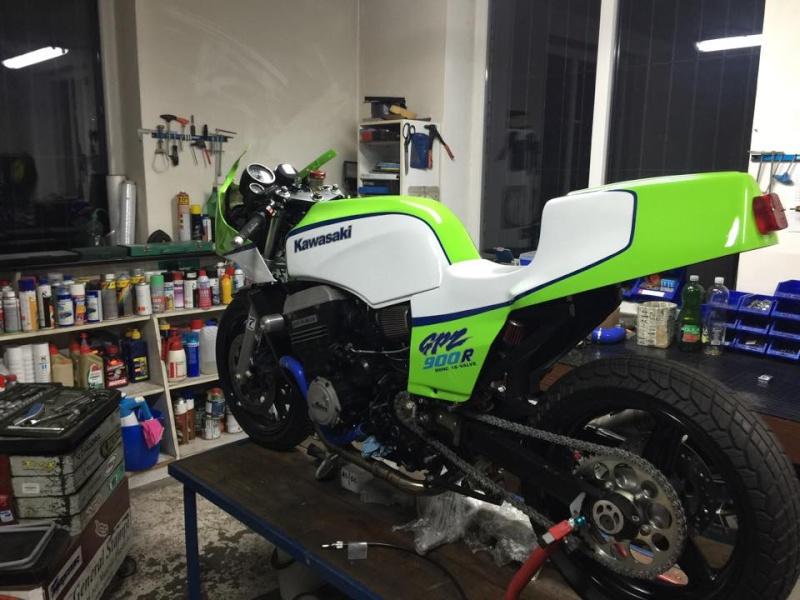 Kawasaki gpz 900r endurance 11328810