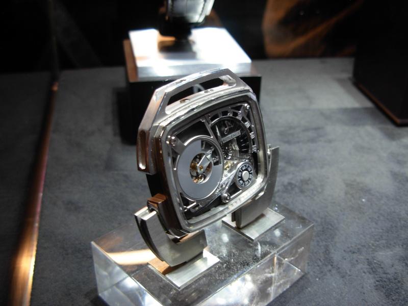 vacheron - COMPTE RENDU salon belles montres 2009 - Page 12 Dscn0022