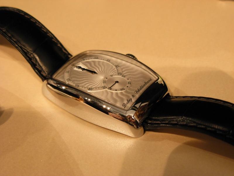 vacheron - COMPTE RENDU salon belles montres 2009 - Page 12 Dscn0565