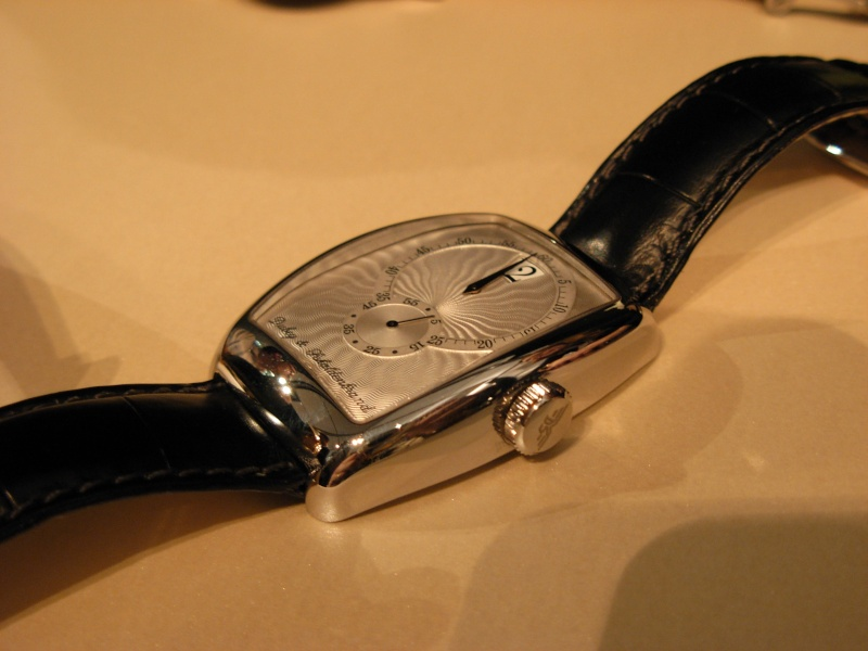 vacheron - COMPTE RENDU salon belles montres 2009 - Page 12 Dscn0566