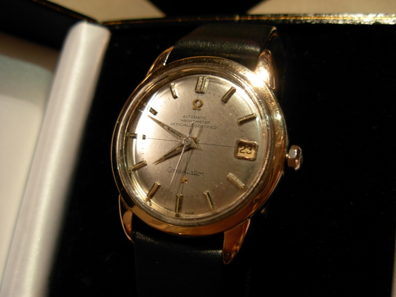 vacheron - COMPTE RENDU salon belles montres 2009 - Page 12 Dscn0568