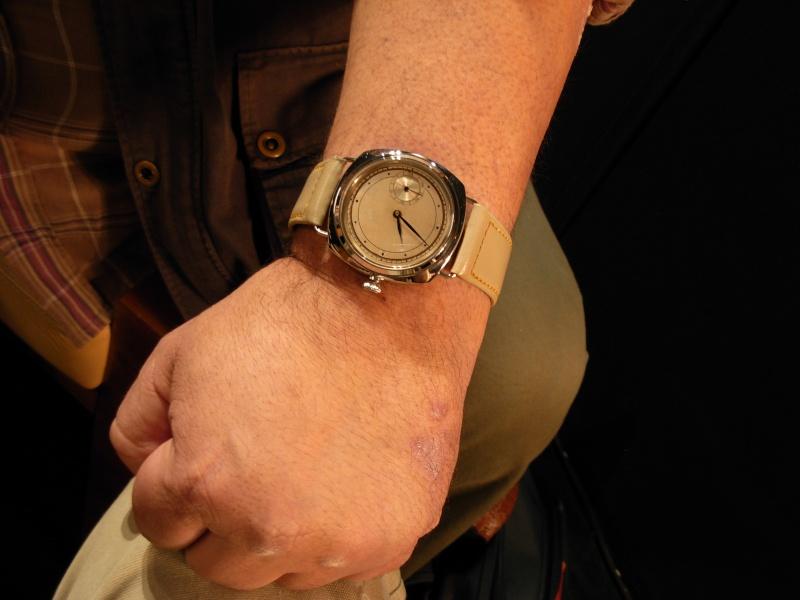 vacheron - COMPTE RENDU salon belles montres 2009 - Page 12 Dscn0569