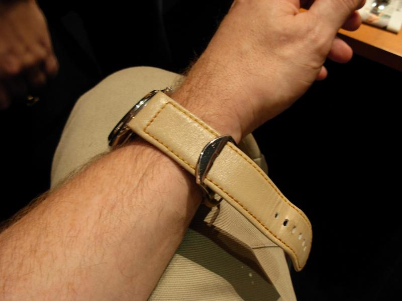 vacheron - COMPTE RENDU salon belles montres 2009 - Page 12 Dscn0570