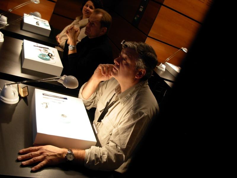 vacheron - COMPTE RENDU salon belles montres 2009 - Page 13 Dscn1036