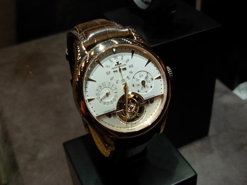 vacheron - COMPTE RENDU salon belles montres 2009 - Page 12 Dscn1116