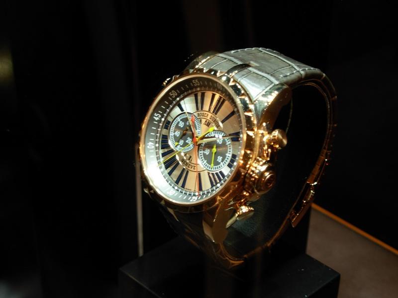 vacheron - COMPTE RENDU salon belles montres 2009 - Page 12 Dscn1121