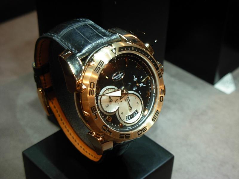 vacheron - COMPTE RENDU salon belles montres 2009 - Page 12 Dscn1122