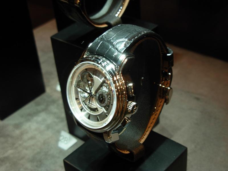 vacheron - COMPTE RENDU salon belles montres 2009 - Page 12 Dscn1126