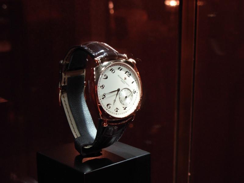 vacheron - COMPTE RENDU salon belles montres 2009 - Page 12 Dscn1128